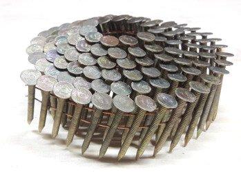 Gwoździe bębnowe papiaki/drut 16°/ø 3,1/38mm/ryflowane/galwanizowane